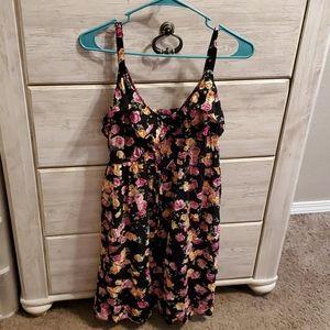 Torrid flower dress Size 2